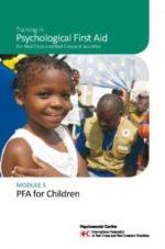 PFA Module 3 Children COVER