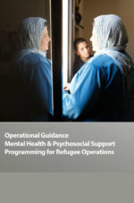 This operational guidance on Mental Health and Psychosocial Support (MHPSS) provides a practical orientation and tools for UNHCR country operations. It covers specific points of good practice to consider when developing MHPSS programming and offers advice on priority issues and practical difficulties, while also providing some background information and definitions. Since MHPSS is a cross cutting concept this operational guidance is relevant for programming in various sectors, including health, community based protection, education, shelter, nutrition, food security and livelihoods.  The focus of this operational guidance is on refugees and asylum seekers, but it may apply to other persons of concern within UNHCR operations such as stateless persons, internally displaced persons and returnees.  The guidance is meant for operations in both camp and non-camp settings, and in both rural and urban settings in low and middle-income countries with a UNHCR presence. The guidance should be adapted according to different contexts. A standardized format for programme implementation cannot be offered because this depends to a large extent on existing national capacities and local opportunities.