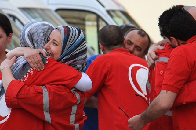 Caring for Staff and Volunteers During Emergencies